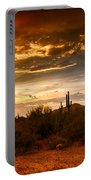 Southwestern Skies  Portable Battery Charger