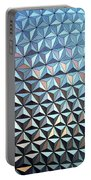 Spaceship Earth Portable Battery Charger
