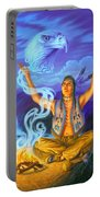 Spirit Of The Eagle Portable Battery Charger