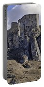 Spissky Hrad Castle Portable Battery Charger