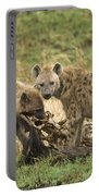 Spotted Hyaena Portable Battery Charger