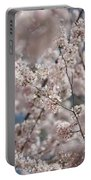 Spring Bloom Portable Battery Charger