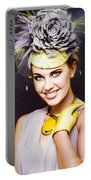 Spring Carnival Beauty Portable Battery Charger