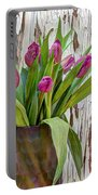 Spring Delight Portable Battery Charger