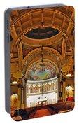 St. Leonard's Church....boston Portable Battery Charger