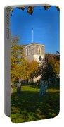 St Marys Church Kintbury Portable Battery Charger