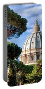 St Peters Basilica Dome Portable Battery Charger