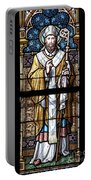 Stained Window Portable Battery Charger