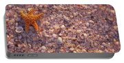 Starfish On The Beach, Lovers Key State Portable Battery Charger