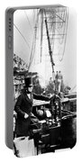 Steamship 'great Eastern Portable Battery Charger