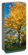 Sugar Maple 2 Portable Battery Charger by Steve Harrington