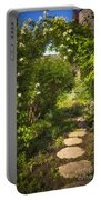 Summer Garden And Path Portable Battery Charger