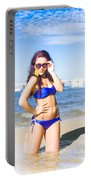 Sun Sand And Sea Leisure Portable Battery Charger