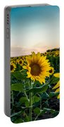 Sister Sunflowers Portable Battery Charger