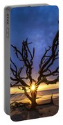 Sunrise Jewel Portable Battery Charger by Debra and Dave Vanderlaan