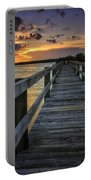 Sunset At Wildcat Cove Portable Battery Charger