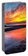 Sunset Lighthouse Portable Battery Charger
