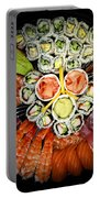 Sushi Party Tray Portable Battery Charger