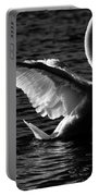 Swan Wingspan Portable Battery Charger