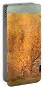 Tall Grass Romance  Portable Battery Charger