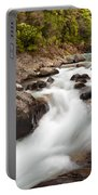 Tawhai Falls In Tongariro Np New Zealand Portable Battery Charger