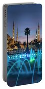 The Blue Mosque Portable Battery Charger