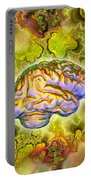 The Brain Portable Battery Charger by Dennis D. Potokar