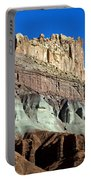 The Castle Capitol Reef National Park Utah Portable Battery Charger