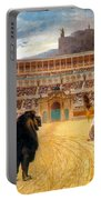 The Christian Martyrs' Last Prayer Portable Battery Charger by Jean Leon Gerome