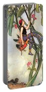 The Fairy Book Portable Battery Charger