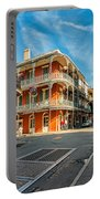 The French Quarter Portable Battery Charger