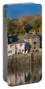 The Inner Harbour At Padstow Portable Battery Charger