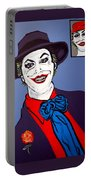 The Joker And Mom Portable Battery Charger