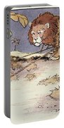 The Lion And The Mouse Portable Battery Charger