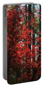 The Red Tree  Portable Battery Charger