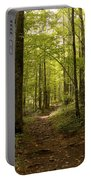 The Road Less Traveled Portable Battery Charger
