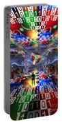 The Search For Extraterrestrial Life Portable Battery Charger