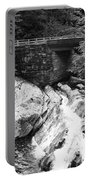 The Sinks Smoky Mountains Bw Portable Battery Charger