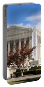 The Supreme Court Facade Portable Battery Charger