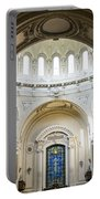 The United States Naval Academy Chapel Portable Battery Charger