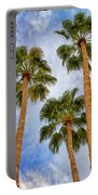 Three Palms Palm Springs Portable Battery Charger
