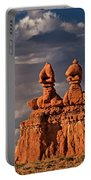 Three Sisters Hoodoos Goblin Valley Utah Portable Battery Charger