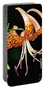 Tiger Lilly Portable Battery Charger