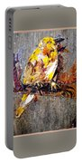 Tired Bird Portable Battery Charger