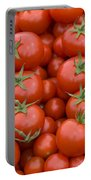 Tomato On The Vine Portable Battery Charger