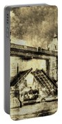 Tower Bridge Vintage Portable Battery Charger