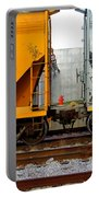 Train Cars 2 Portable Battery Charger