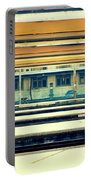 Train Station Portable Battery Charger