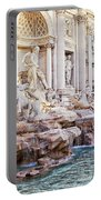 Trevi Fountain Portable Battery Charger