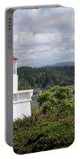 Trinidad Head Light House On The Coast Portable Battery Charger